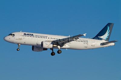 SATA Internacional Airbus A320-214 CS-TKL (msn 2425) ARN (Stefan Sjogren). Image: 906553.