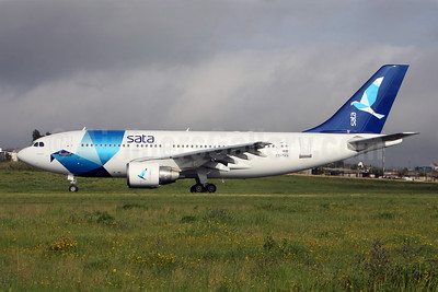 Sata Internacional Airbus A310-325 CS-TKN (msn 624) LIS (Pedro Baptista). Image: 904793.