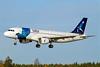 Sata Internacional Airbus A320-214 CS-TKL (msn 2425) ARN (Stefan Sjogren). Image: 905644.