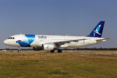 Sata Internacional Airbus A320-214 CS-TKP (msn 2011) MUC (Arnd Wolf). Image: 913258.