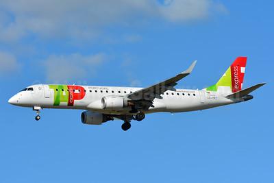 TAP Portugal Express (Portugalia Airlines) Embraer ERJ 190-100LR CS-TPT (msn 19000495) TLS (Paul Bannwarth). Image: 938909.