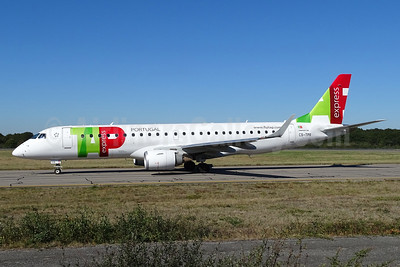 TAP Portugal Express (Portugalia Airlines) Embraer ERJ 190-100LR CS-TPR (msn 19000460) NTE (Paul Bannwarth). Image: 935661.