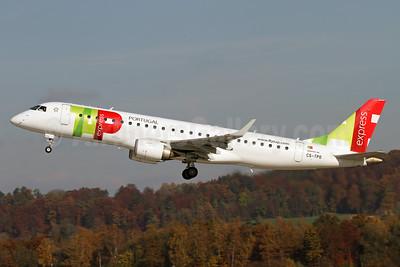 TAP Portugal Express (Portugalia Airlines) Embraer ERJ 190-100LR CS-TPO (msn 19000432) ZRH (Andi Hiltl). Image: 935458.