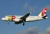 TAP Portugal Airbus A319-111 CS-TTP (msn 1165) LHR (Antony J. Best). Image: 900224.