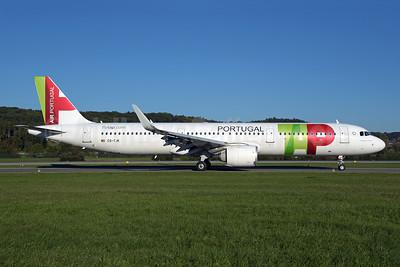 TAP Portugal - Air Portugal Airbus A321-251N WL CS-TJK (msn 8553) ZRH (Rolf Wallner). Image: 955569.