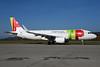 TAP Portugal Airbus A320-214 WL CS-TNQ (msn 3769) ZRH (Rolf Wallner). Image: 935429.