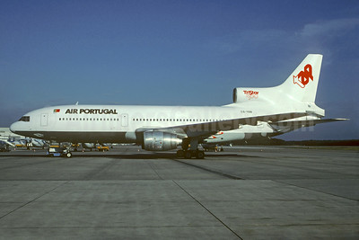 TAP-Air Portugal Lockheed L-1011-385-3 TriStar 500 CS-TEB (msn 1240) CGN (Jacques Guillem Collection). Image: 937490.