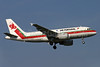 TAP-Air Portugal Airbus A319-111 CS-TTM (msn 1106) LGW (Antony J. Best). Image: 900223.