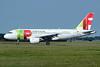 TAP Portugal Airbus A319-111 CS-TTC (msn 763) AMS (TMK Photography). Image: 913869.