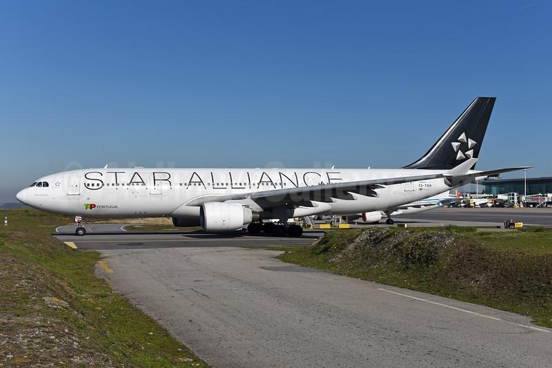TAP Portugal Airbus A330-223 CS-TOH (msn 181) (Star Alliance) OPO (Ton Jochems). Image: 940761.