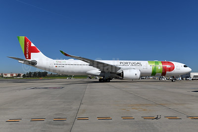A330neo - delivered on January 10, 2019