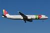 TAP Portugal Airbus A321-211 CS-TJG (msn 1713) ZRH (Paul Bannwarth). Image: 913371.