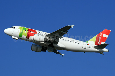 TAP Portugal Airbus A319-112 CS-TTQ (msn 629) LHR (SPA). Image: 937481.