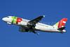 TAP Portugal Airbus A319-112 CS-TTQ (msn 629) LHR (SPA). Image: 937481.