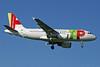 TAP Portugal Airbus A319-112 CS-TTQ (msn 629) ZRH (Paul Denton). Image: 910787.