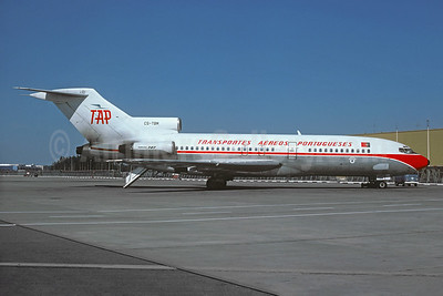 TAP-Transportes Aereos Portugueses Boeing 727-82 CS-TBM (msn 19406) MMO (Christian Volpati Collection). Image: 930795.