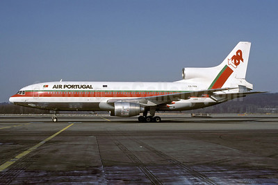 TAP-Air Portugal Lockheed L-1011-385-3 TriStar 500 CS-TEB (msn 1240) ZRH (Rolf Wallner). Image: 912795.