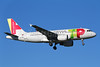 TAP Portugal - Air Portugal Airbus A319-112 CS-TTU (msn 1668) LIS (Marcelo F. De Biasi). 940707.