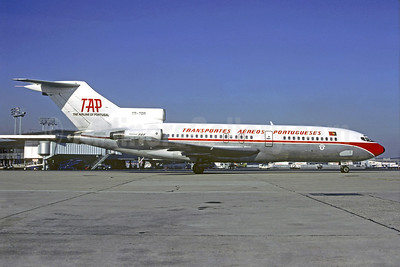 TAP-Transportes Aereos Portugueses Boeing 727-82 CS-TBM (msn 19406) ORY (Christian Volpati). Image: 907798.
