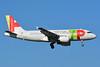 TAP Portugal Airbus A319-111 CS-TTF (msn 837) ZRH (Paul Bannwarth). Image: 933038.