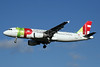 TAP Portugal Airbus A320-214 CS-TQD (msn 870) LHR (SPA). Image: 927304.