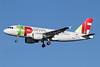 TAP Portugal Airbus A319-111 CS-TTL (msn 1100) LHR (Keith Burton). Image: 910786.