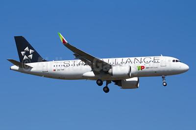 TAP Portugal - Air Portugal Airbus A320-251N WL CS-TVF (msn 9088) (Star Alliance) FRA (Marcelo F. De Biasi). Image: 948727.