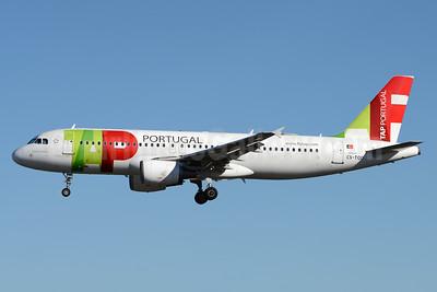 TAP Portugal Airbus A320-214 CS-TQD (msn 870) LIS (Ton Jochems). Image: 937483.
