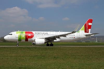 TAP Portugal - Air Portugal Airbus A320-214 WL CS-TNU (msn 4106) ZRH (Andi Hiltl). Image: 946257.