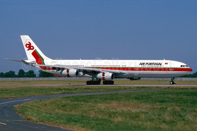 TAP-Air Portugal Airbus A340-312 CS-TOA (msn 041) DUB (SM Fitzwilliams Collection). Image: 937124.