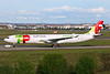 One of three new Airbus A330-900neos - first to fly