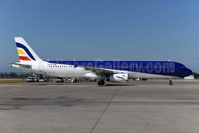 Aerro Direkt (Air Moldova) Airbus A321-231 YR-ADI (msn 1366) (Air Moldova colors) AYT (Ton Jochems). Image: 955149.