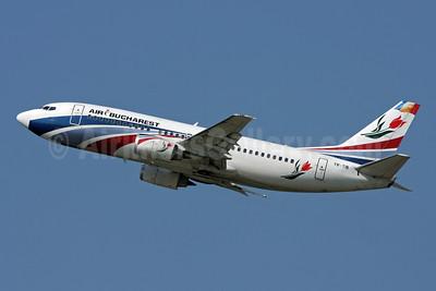 Air Bucharest Boeing 737-3L9 YR-TIB (msn 27924) ZRH (Andi Hiltl). Image: 906323.