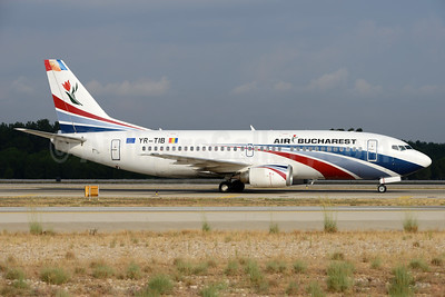 Air Bucharest Boeing 737-3L9 YR-TIB (msn 27924) AYT (Ton Jochems). Image: 905439.