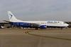 Blue Air Boeing 737-4Q8 YR-BAR (msn 25371) BRU (Ton Jochems). Image: 922578.