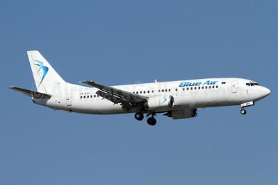 Blue Air Boeing 737-42C YR-BAO (msn 24813) AYT (Andi Hiltl). Image: 934968.
