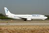 Blue Air Boeing 737-4Z9 YR-BAT (msn 25147) AYT (Ton Jochems). Image: 930455.