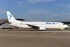 Blue Air Boeing 737-42C YR-BAO (msn 24813) BRU (Ton Jochems). Image: 925200.