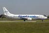 Blue Air (BlueAirweb.com) Boeing 737-42C YR-BAO (msn 24813) DUB (SM Fitzwilliams Collection). Image: 920221.