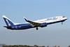 Blue Air (BlueAirweb.com) Boeing 737-8AS WL YR-BIA (msn 29925) STN (Pedro Pics). Image: 901857.