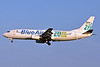 Blue Air (BlueAirweb.com) Boeing 737-46N YR-BAE (msn 28723) (Let's do the ZU/ZU on Air) BRU (Karl Cornil). Image: 905568.