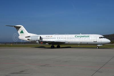 Carpatair Fokker F.28 Mk. 0100 YR-FKB (msn 11369) ZRH (Rolf Wallner). Image: 935412.