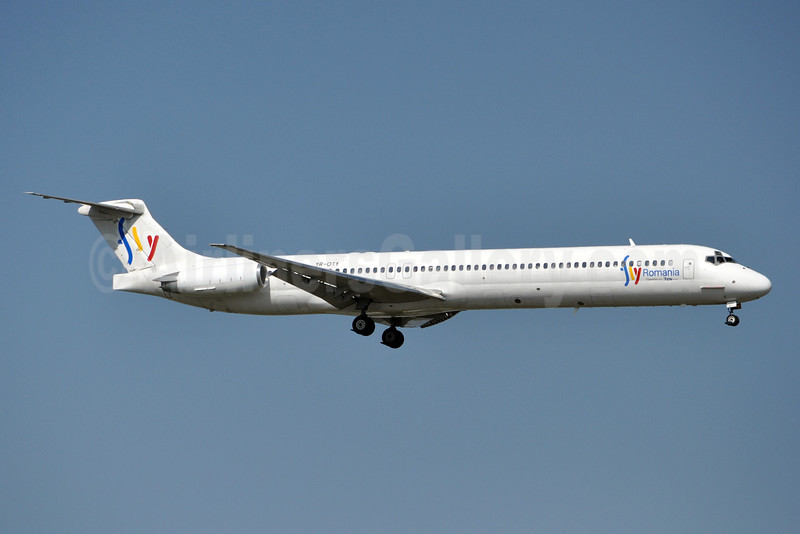 New airline, Fly Romania, operated by Ten Airways