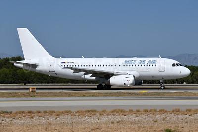 Just Us Air Airbus A319-132 YR-URS (msn 3614) AYT (Ton Jochems). Image: 944008.