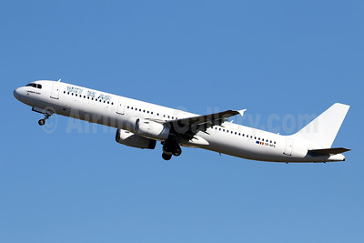 Just Us Air Airbus A321-231 YR-NTS (msn 1153) PMI (Javier Rodriguez). Image: 946349.