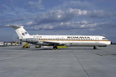 Romavia BAC 1-11 561RC YR-BRI (msn 409) FRA (Christian Volpati Collection). Image: 946992.