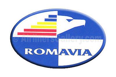 1. Romavia logo