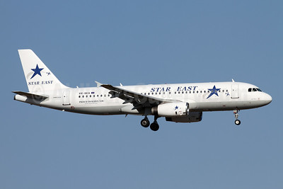 Star East Airlines Airbus A320-231 YR-SEA (msn 357) AYT (Andi Hiltl). Image: 946918.