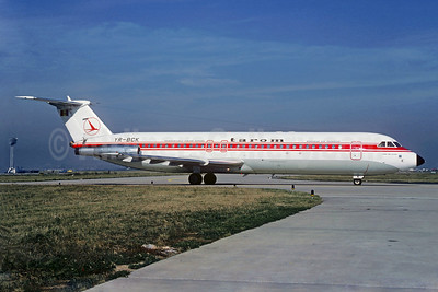 TAROM (Transporturile Aeriene Romane - Romanian Air Transport) BAC 1-11525FT YR-BCK (msn 255) ORY (Christian Volpati). Image: 939345.