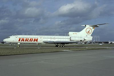 TAROM (Transporturile Aeriene Romane - Romanian Air Transport) Tupolev Tu-154B YR-TBD (msn 77A224) ORY (Jacques Gullem). Image: 941286.